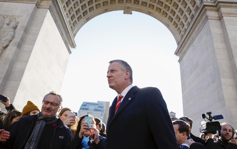 NYC Mayor de Blasio Should Not Run For President